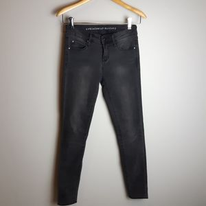 Articles of Society Charcoal Skinny Jeans